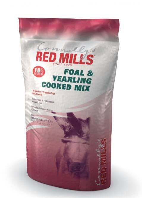 Foal & Yearling Cooked Mix 20 kg