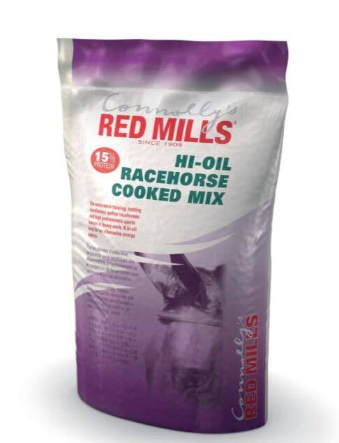 Hi-Oil Racehorse Cooked Mix 20 kg