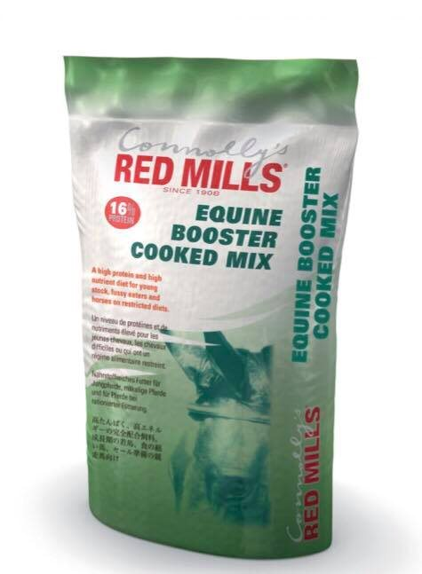 Equine Booster Cooked Mix 20 kg