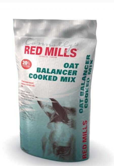 Oat Balancer Cooked Mix 20 kg